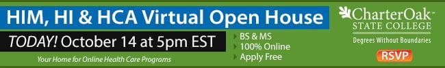 Charter Oak Virtual Open House