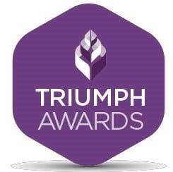 Triumph Awards logo